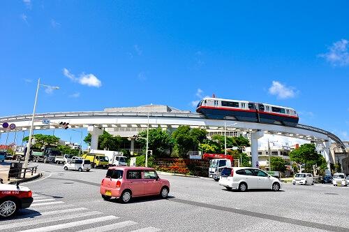 沖縄のゆいレール